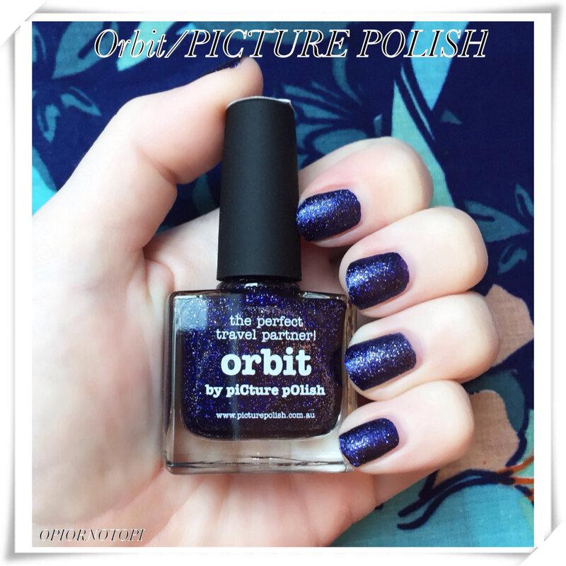 Orbit/PICTURE POLISH