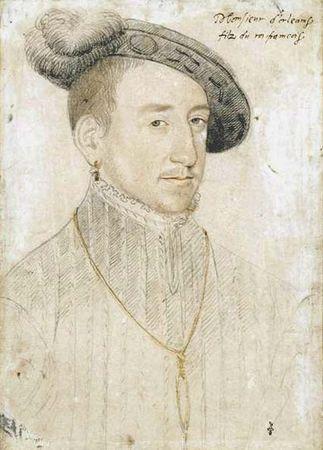 Henri d' Orléans, musée Condé