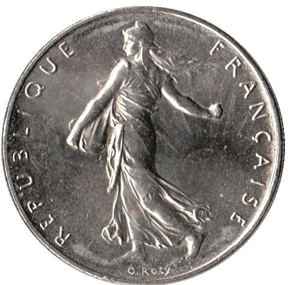 le nouveau franc