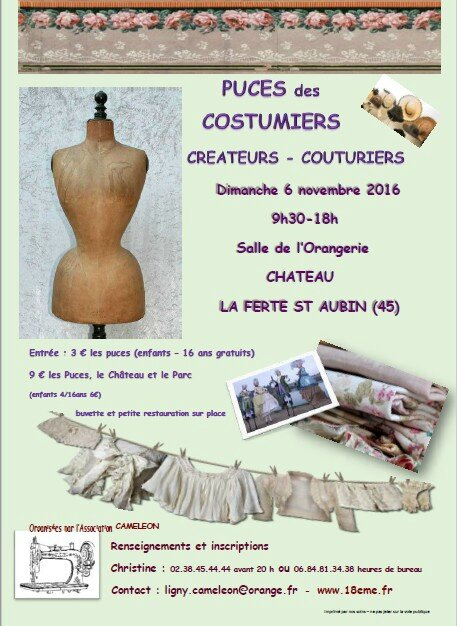 puces costumiers