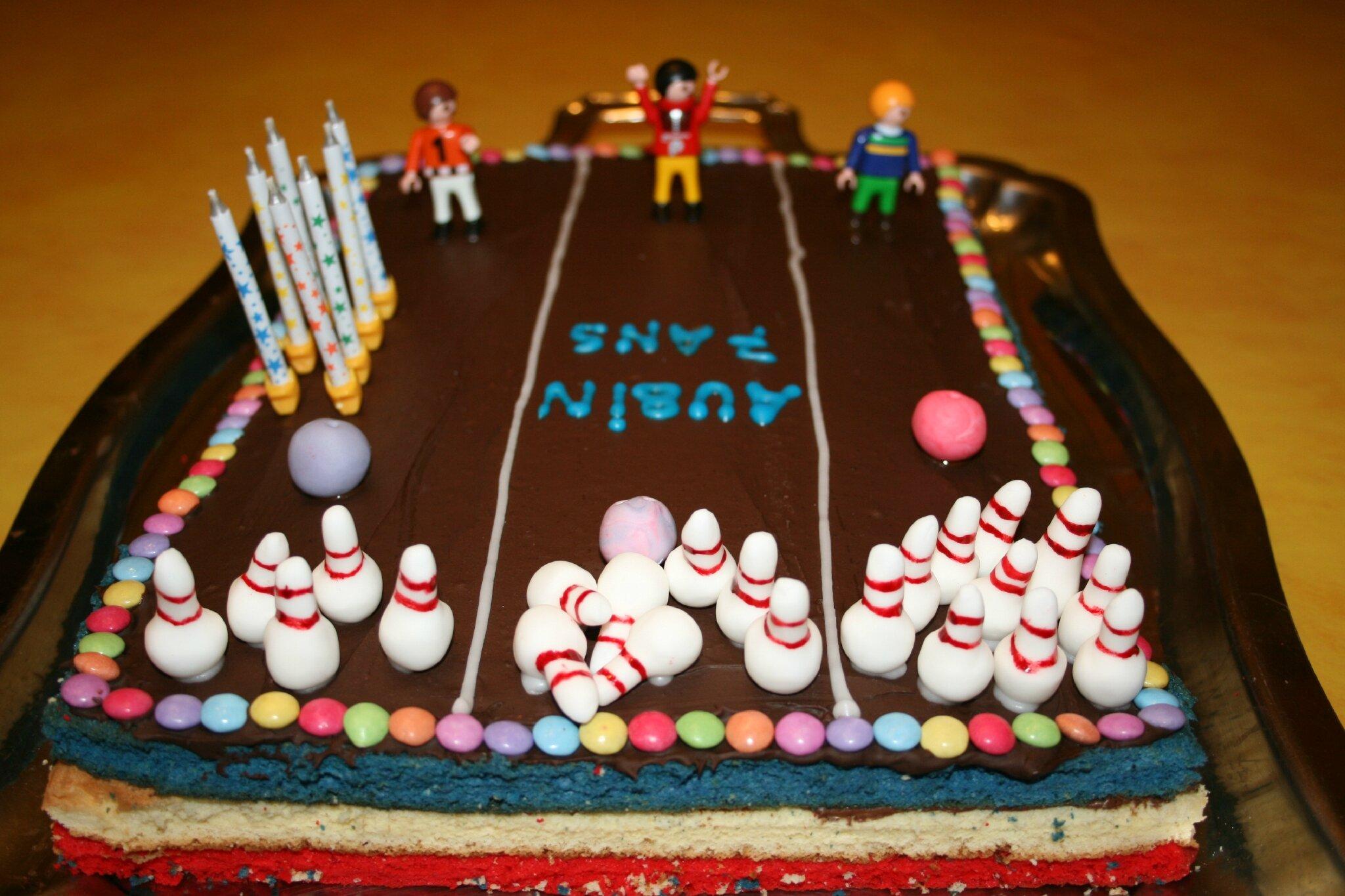anniversaire bowling saint julien