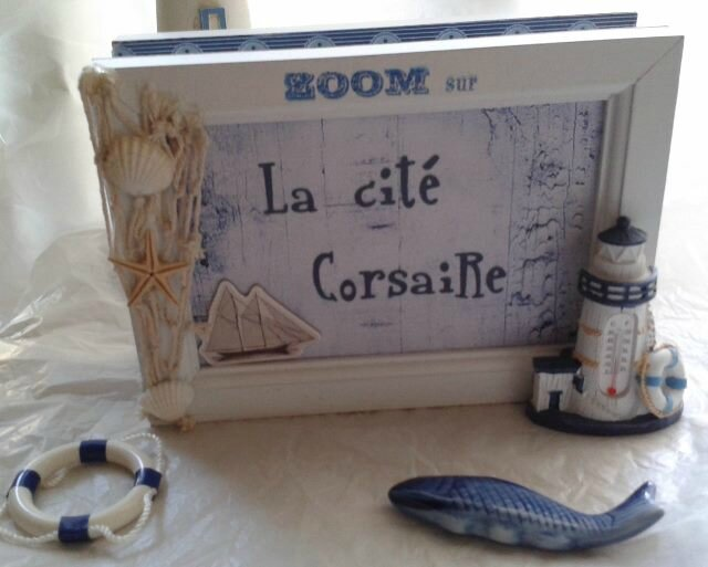 Boîte à photo à poser HOME DECO : atelier du 5 mai 2015