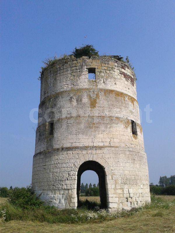 le moulin Desombre à Ardres