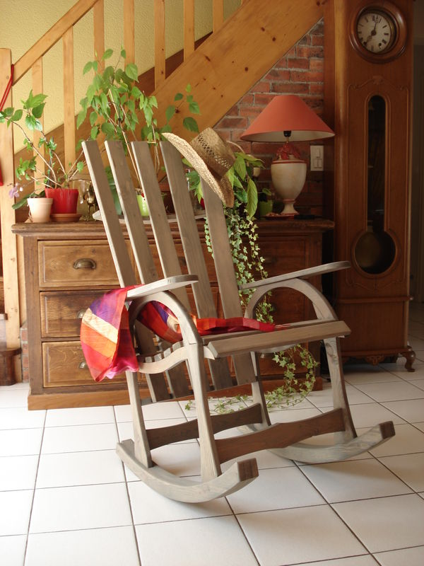 Rocking chair ericbricol