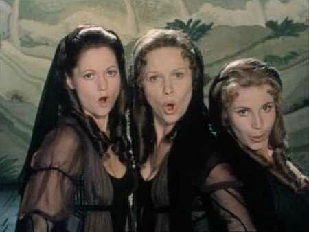 Les 3 dames de la nuit