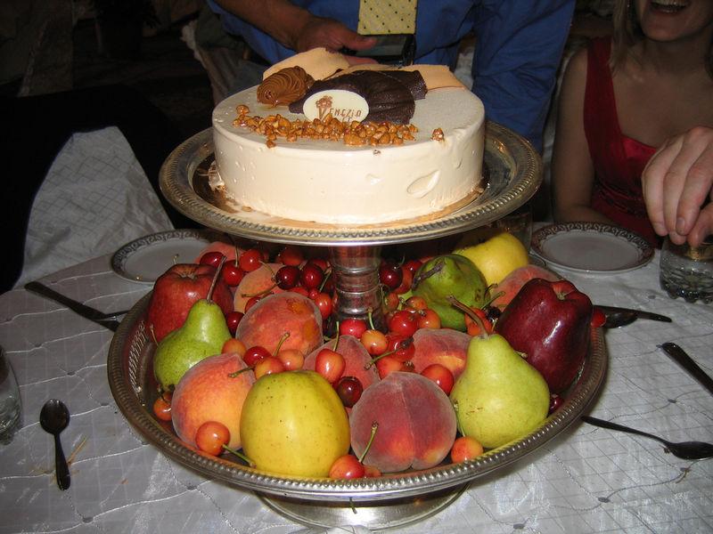 Dessert Meknes