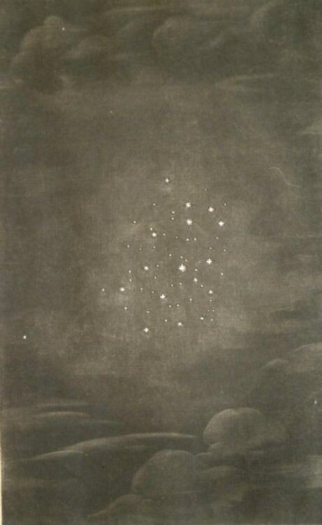 Thomas Wright - The Pleiades c 1711-1786