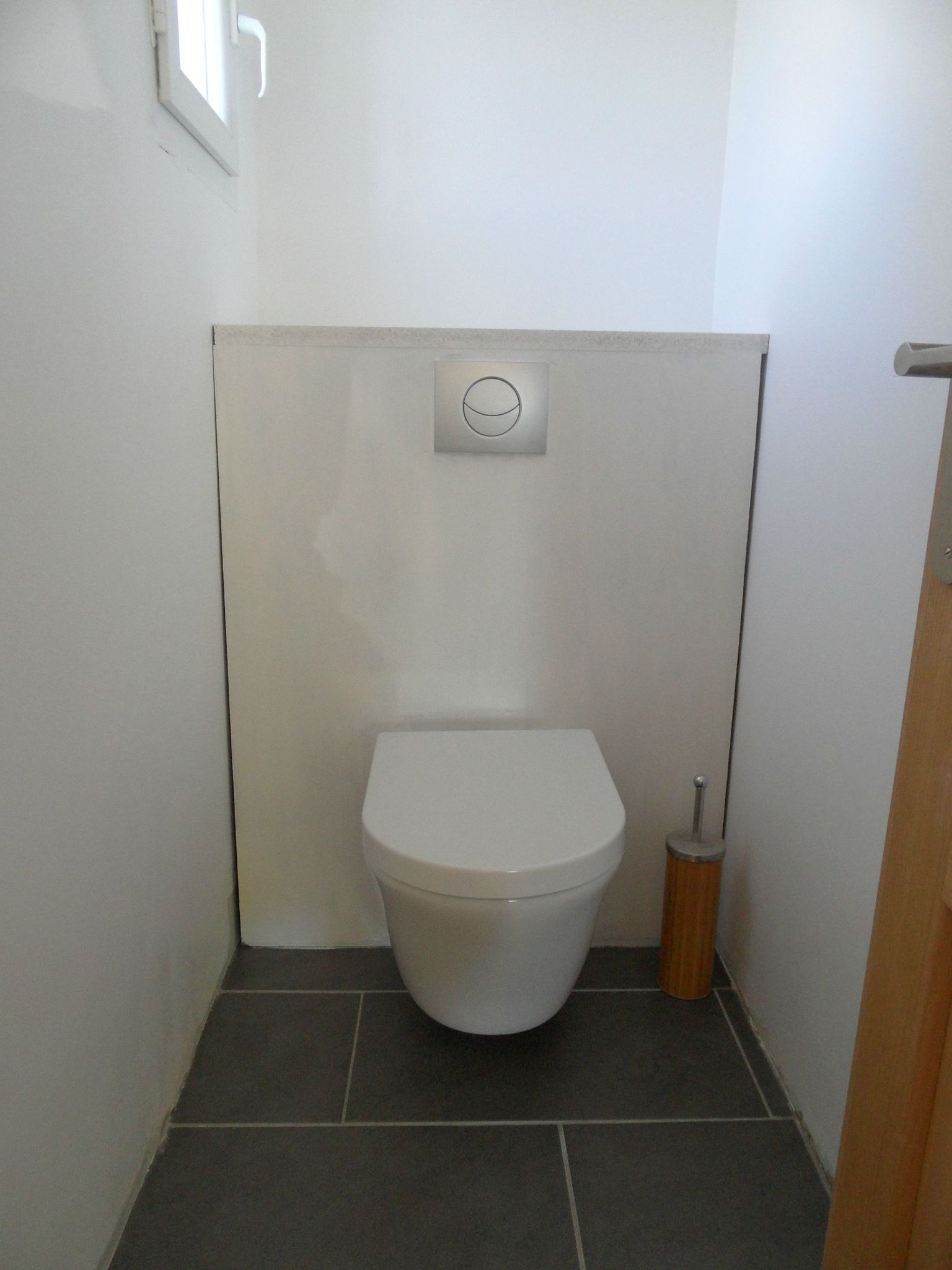 Am nagement wc for Amenagement wc petite surface