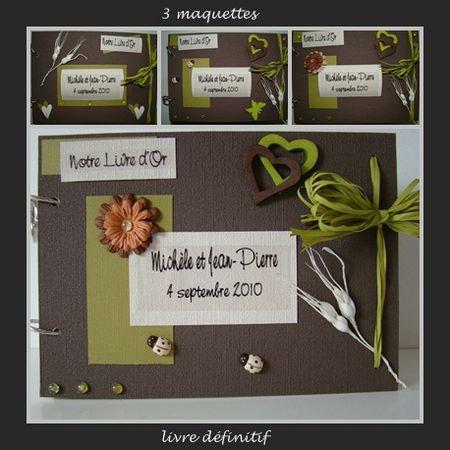 livre d 39 or de mariage champetre tous les messages sur livre d 39 or de mariage champetre l. Black Bedroom Furniture Sets. Home Design Ideas