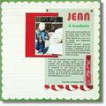 Jean & baskets