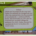 Dakar - Journaling