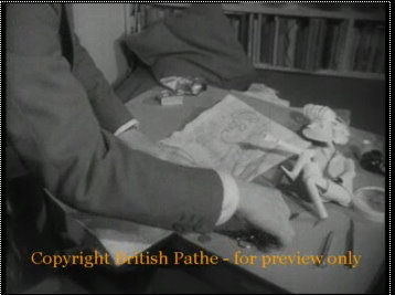 bruce_angrave_bbc_decoupage_paper_cutting_pathe_archives