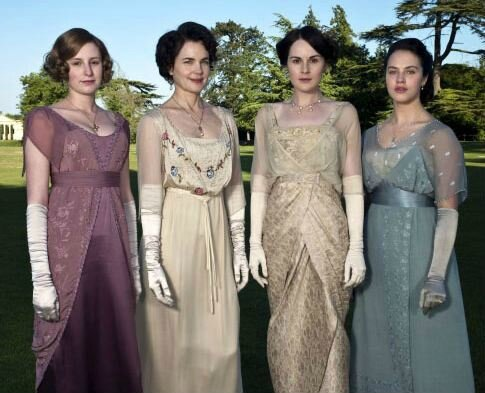 DowntonAbbey-robes
