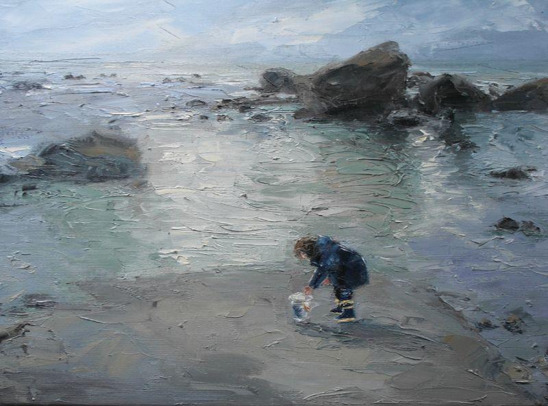 """Nouvelle exposition dans le cadre"""" Regard sur l'impressionnisme contemporain"""" organisée par les ..."""