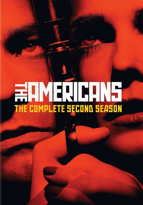The Americans 2 Jaquette