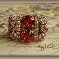 bague takkay indian red
