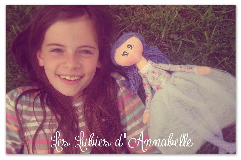 Marion et sa poupée