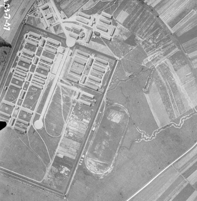 ex camp de prisonnier 84 auxonne 1947