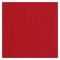 coton-de-chemise-rouge-rayé-blanc