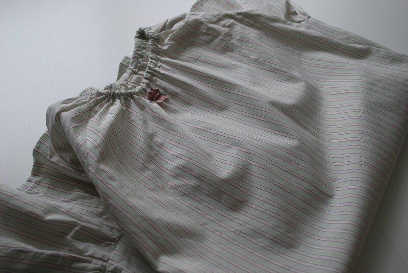 chemise noeud