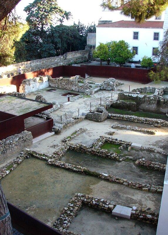 Lisbonne château Saint-Georges 25