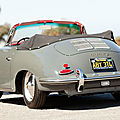 1963 Porsche 356B 1600 S Cabriolet by Karosseriewerk Reutter
