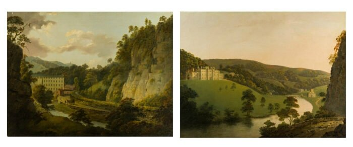 Derby Museums acquires two paintings by Joseph Wright