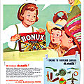 Bonbons, caramels, esquimaux ...