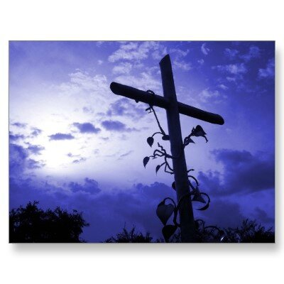 cross_of_jesus_i_am_the_vine_christian_post_card_postcard-p239285018130057904qibm_400