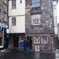 Vieilles maisons, Edimbourg