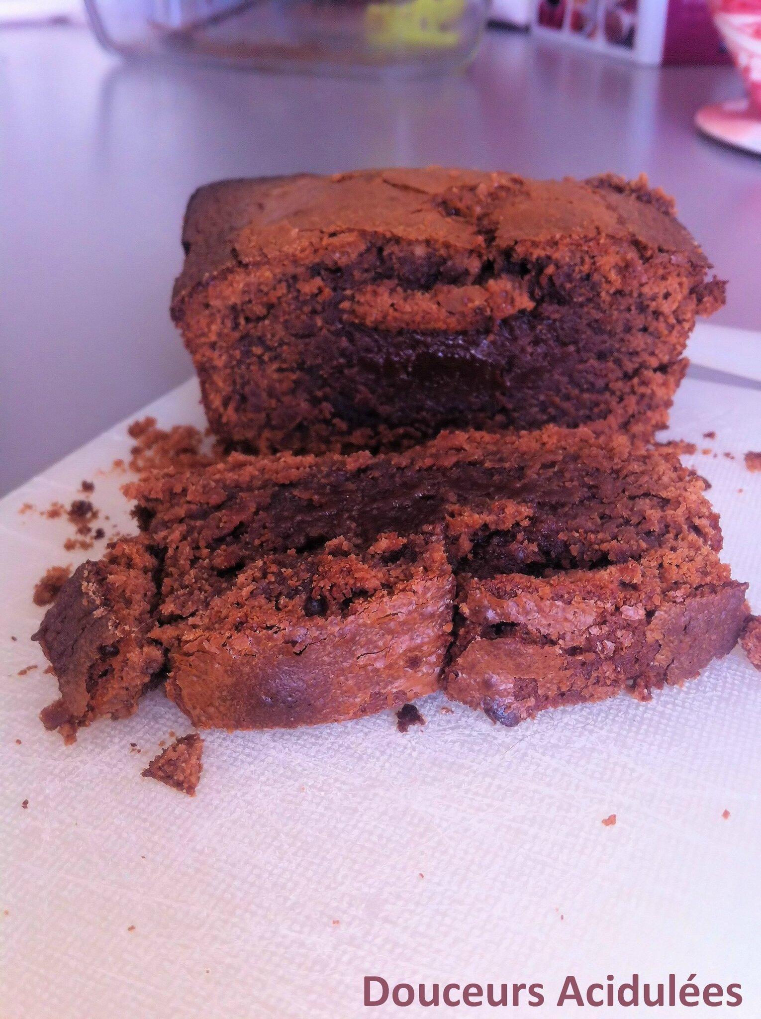 Tour en cuisine # Pavé au chocolat noir