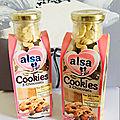 Des cookies ... cela vous dit .. ? miiiam !