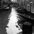Venise Noir et Blanc