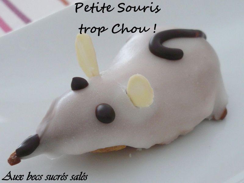 Petite souris trop chou !