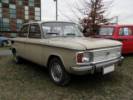 NSU 1200C 1967 1973 Salon Champenois du Vehicule de Collection de Reims 2010 1