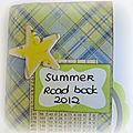 Summer Roadbook 2012 (couverture)