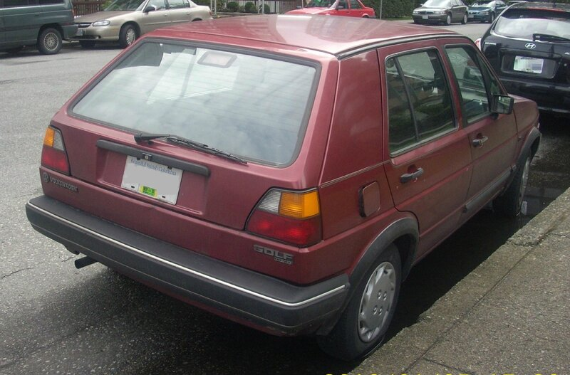 '85-'86_Volkswagen_Golf_Diesel_5-Door_--_Rear