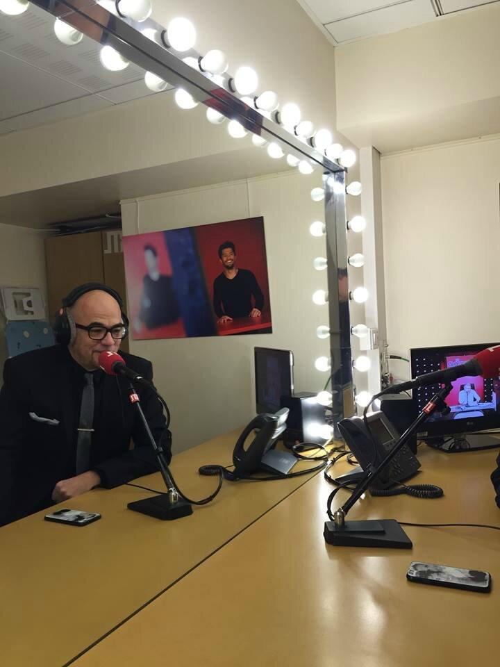 """Pascal Obispo invité mystère des """"Grosses têtes"""" sur RTL (Podcast)"""