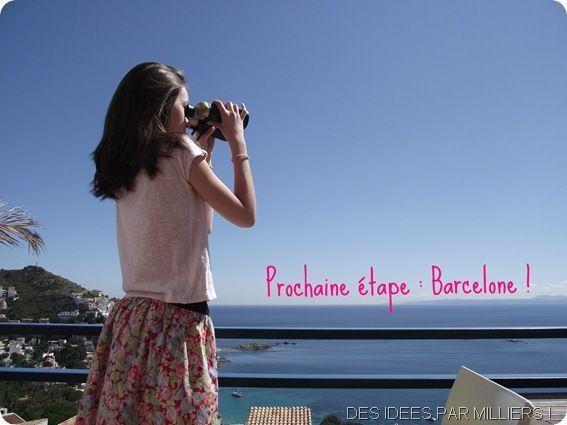 Barcelone - Prochaine étape