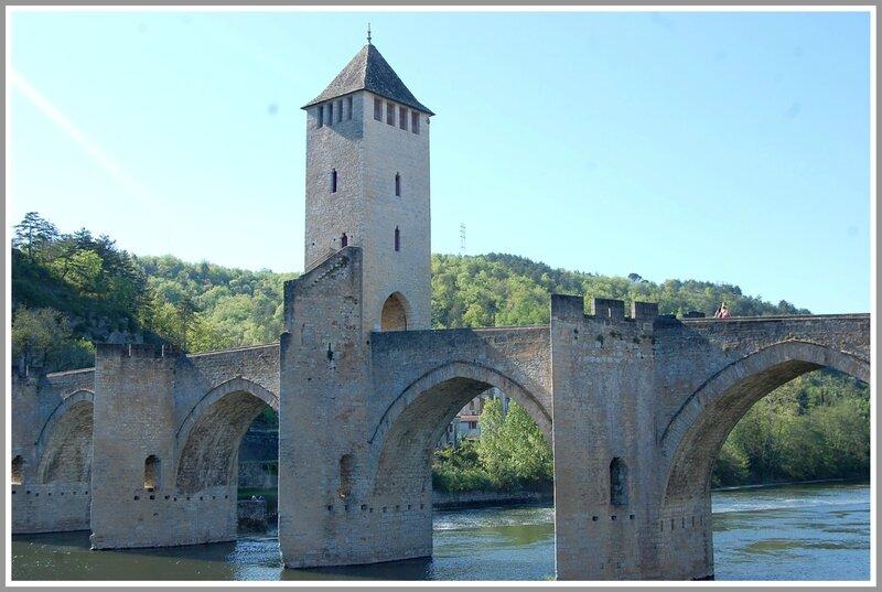 Pont Valentré à Cahors (3)