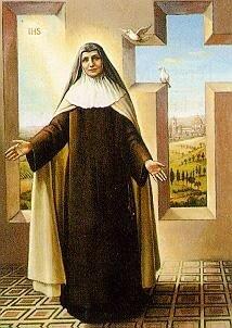 Sainte Thérèse Marie de la Croix