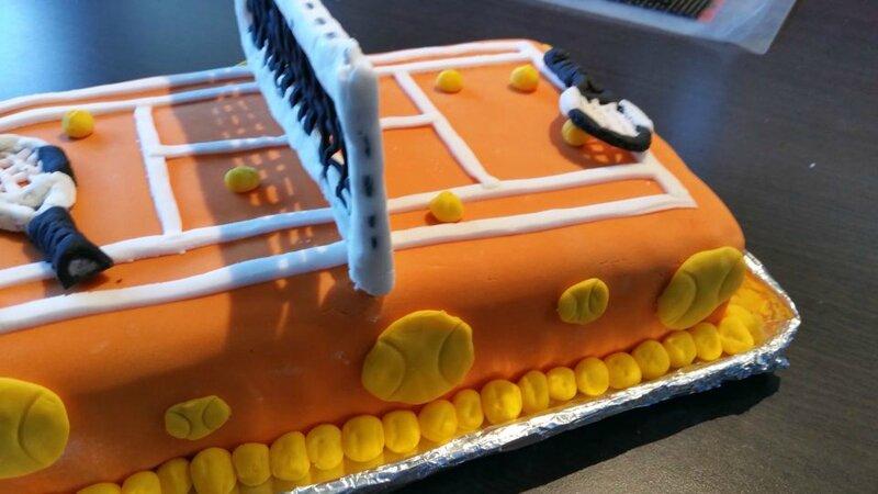 gâteau anniv léo 9 ans 2