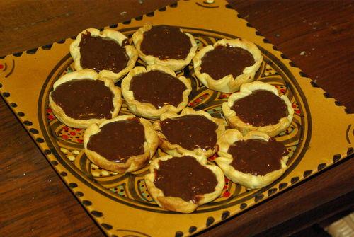 tartelettes aux chocolats (2)
