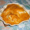 Filets sce homardine