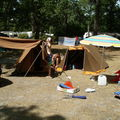 Montage du campement 3