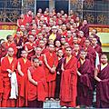 monastère de kalou rimpoche .