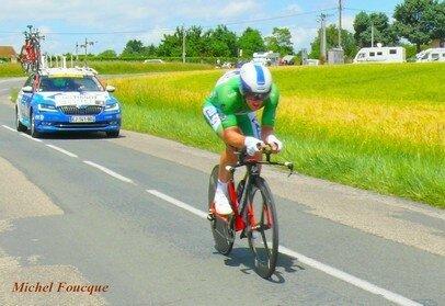 1196) 7 juin 17 CLM Dauphiné Arnaud Demare