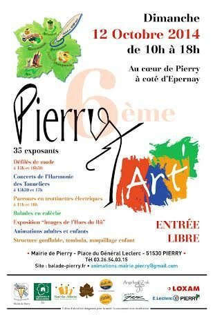 Pierry art
