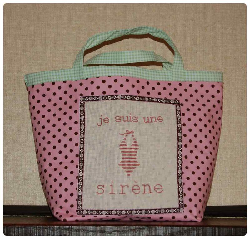 Sac piscine Miss E
