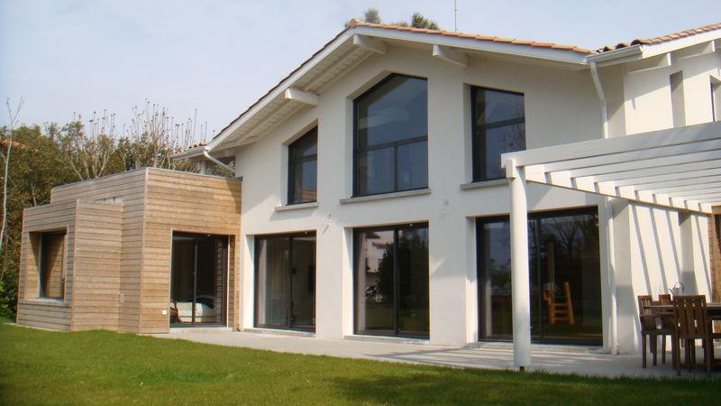 villa anglet c te basque maison anglet vendre. Black Bedroom Furniture Sets. Home Design Ideas